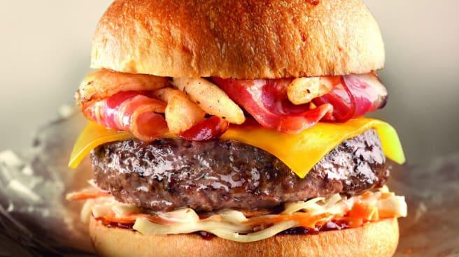 Sugerencia del chef - Hamburguesa Nostra-  Hipercor Pozuelo, Pozuelo de Alarcón
