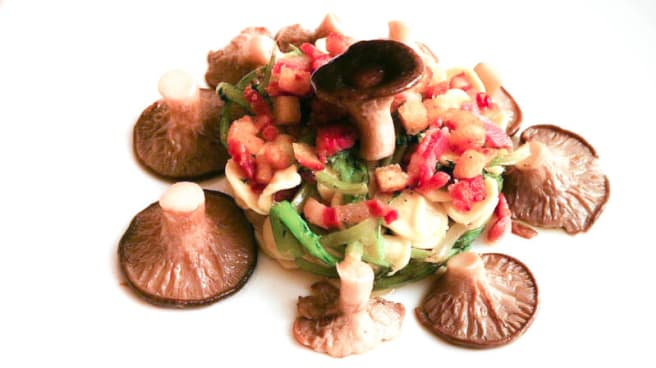Funghi porcini - Al Cardoncello, Gravina In Puglia