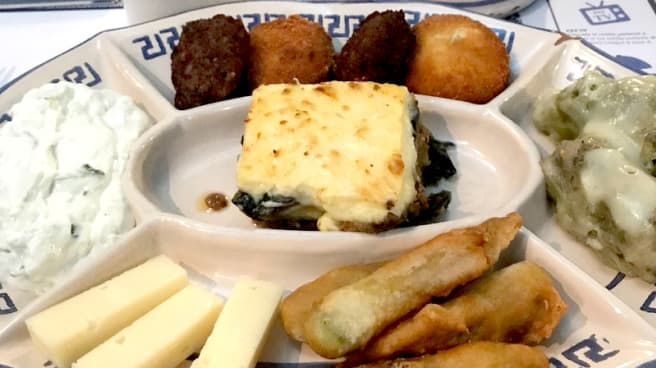 Suggerimento dello chef - Gyrosteria Yannis - Centro Città, Bari
