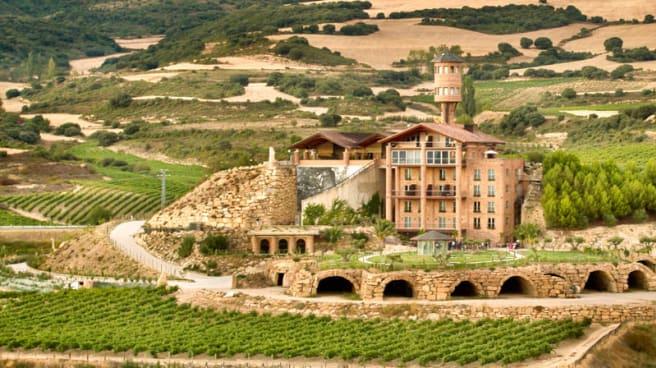 Vista exteriores - Martin Cendoya - Hotel Eguren Ugarte