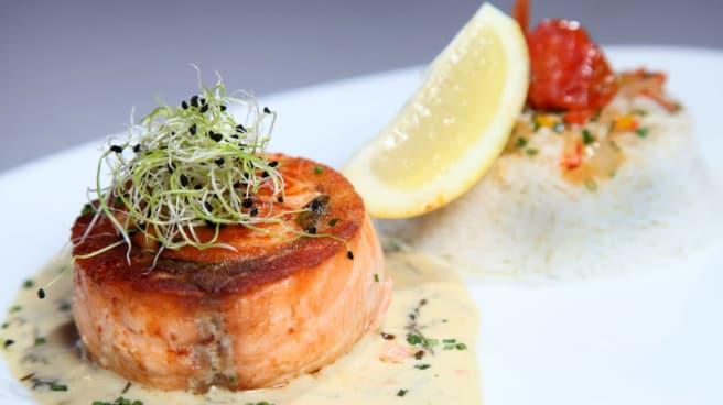 plat - Brasserie de la Mer, Créteil