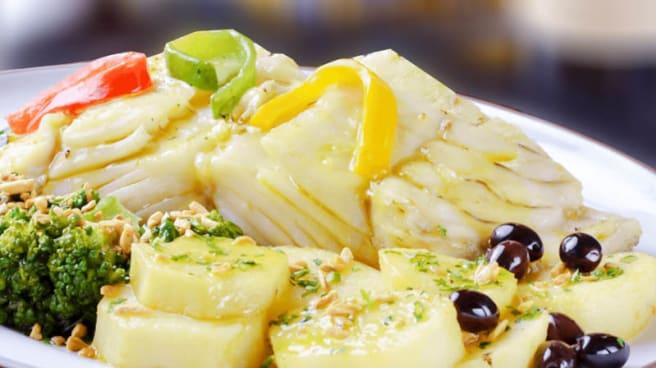 Sugestão do chef - Empório do Bacalhau - SBC, São Bernardo do Campo