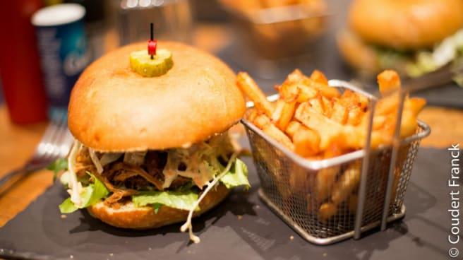 Burger - Bistrot Steak House, Saint-Rémy-de-Provence