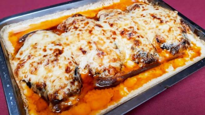 Sugerencia del chef - Paraíso del espartero, Sanlúcar de Barrameda