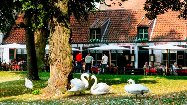 Gevel - Maximiliaan Van Oostenrijk, Bruges