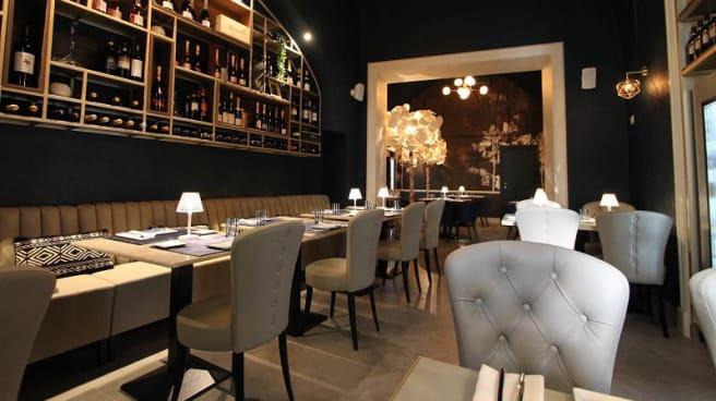 Vista sala - Pane & Champagne Risto-Bistrot, Capri