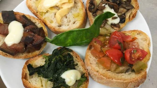 Suggerimento dello chef - Pizzeria Bella Ischia Fabriano, Fabriano