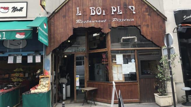 Entrée - Le Bon Plan, Paris