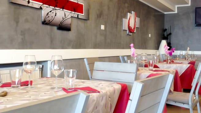 Vista sala - FOOD & WINE, Chiavari