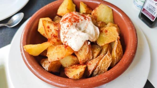 Sugerencia del chef - Ole puro gourmet, Cádiz