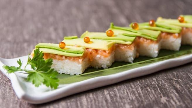 Sushi - Sushi side, Turin