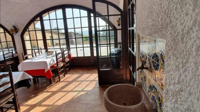 Vista de la sala - 1550 Can Sureda, Girona