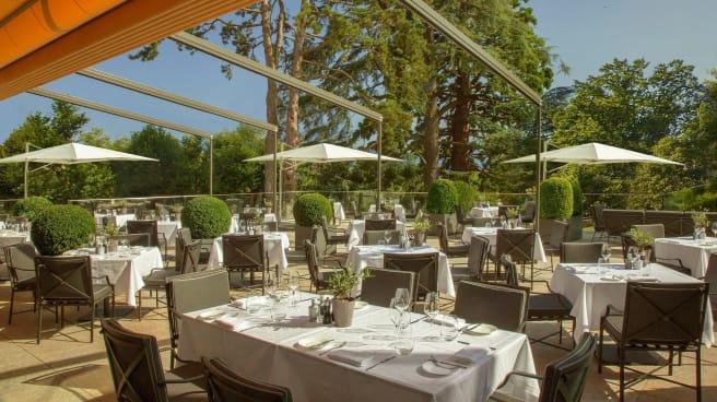 Terrasse - La Brasserie du Royal, Lausanne