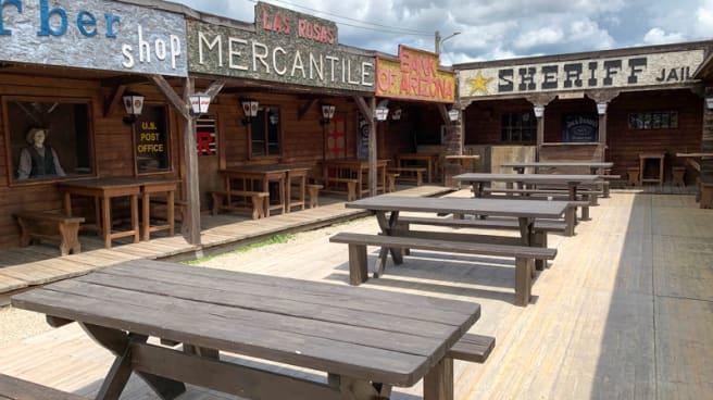 Dehors - The renegade saloon