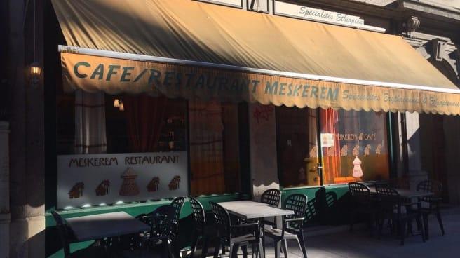 Entrée - Meskerem, Genève