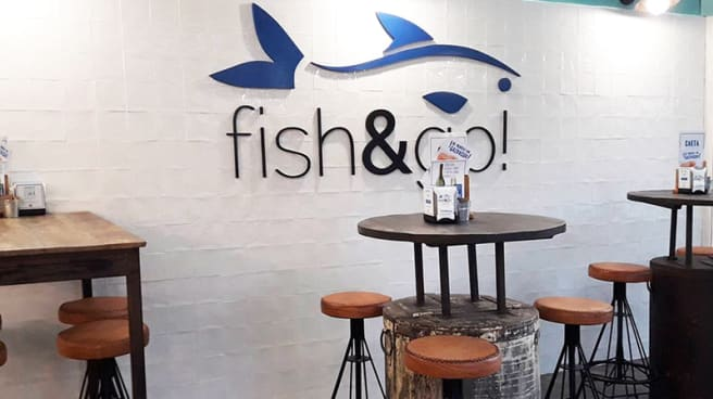 Sala - Fish&go! Freiduría, Sabadell