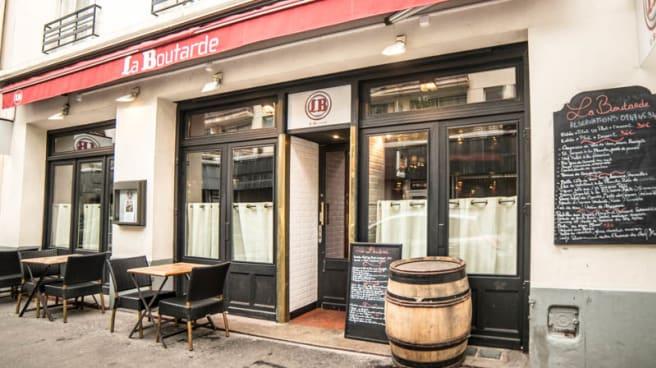 Entreé - La Boutarde, Neuilly-sur-Seine