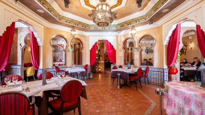 Vue de la salle - L'Orient Palace