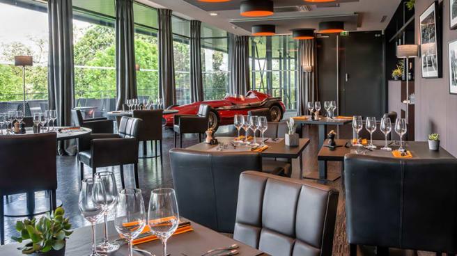 Vue de la salle - Le Fangio, Mulhouse