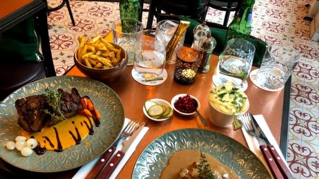 food - Bar City Central, Stockholm