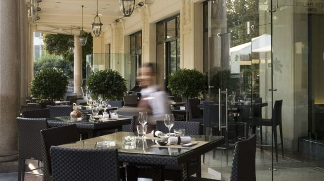Miyako Beau Rivage Palace Lausanne In Lausanne Restaurant