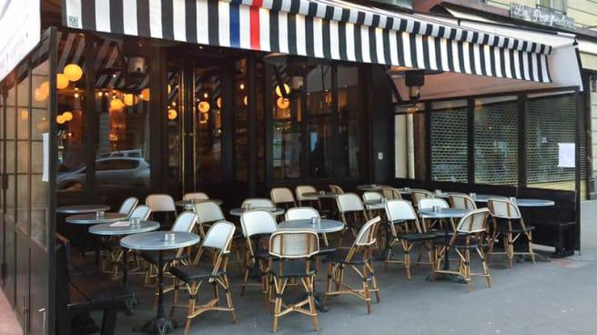 Façade Manoir bistrot français - manoir, Paris
