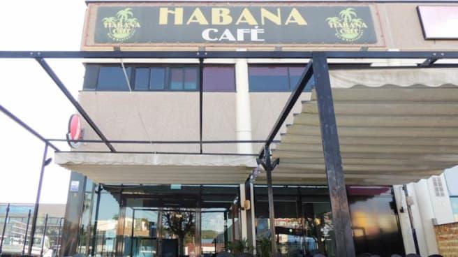 Fachada - Habana Café, Cubelles