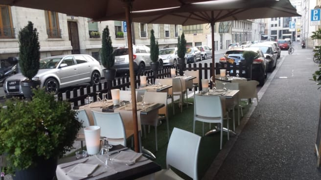 Terrasse - Le 15, Genève