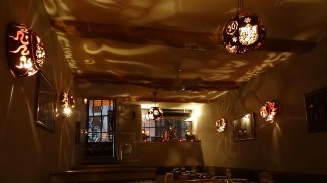 Restaurant - Le Kashmir, Valbonne