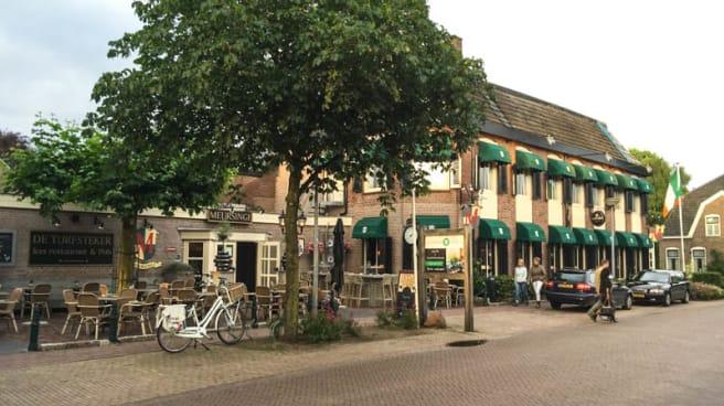 Restaurant - Meursinge Iers Restaurant de Turfsteker, Westerbork