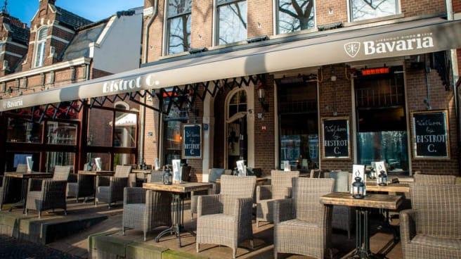 Ingang - Bistrot.C, Oisterwijk