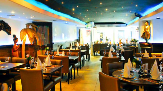 restaurantzaal - Royal Thai, Amsterdam