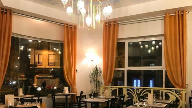 Restaurant Salle - Angolo Arte & Cucina, Paris