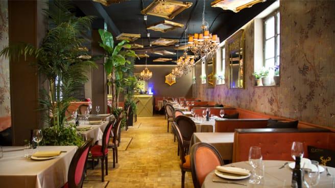 Vista Sala - Küche, Madrid