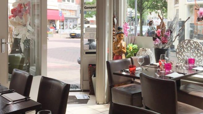 Restaurantzaal - Siri Thai, Leiden