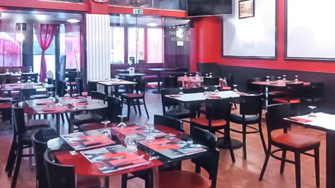 vue de la salle - Brasserie Paris New York, Champigny-sur-Marne