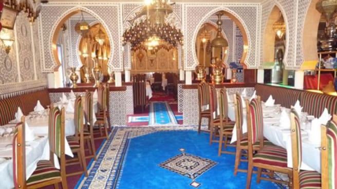 Vista interior - Le Palais d'Agadir, Argenteuil