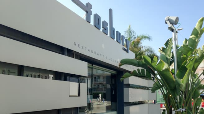 Entrada - Fosbury Café, Castelldefels