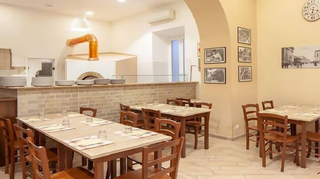 Sala - Pizzeria Piazza Nova, Genzano di Roma