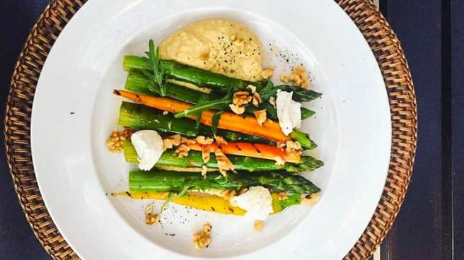 Suggestion de plat - Bastide Avellanne