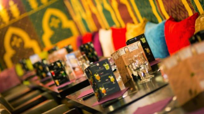 Salle du restaurant - Le Touareg, Portet-sur-Garonne