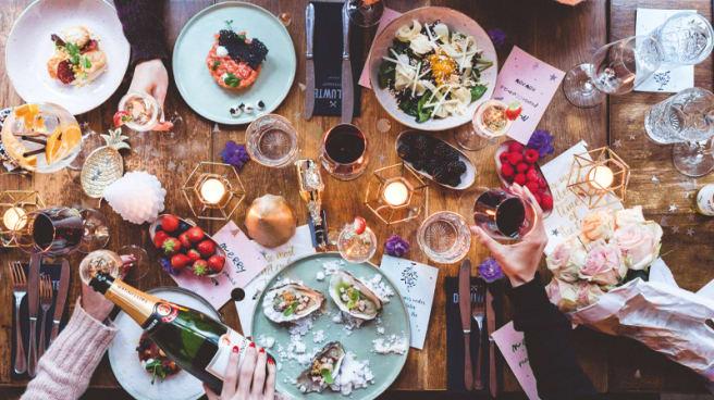 Restaurant de Luwte - Restaurant de Luwte, Amsterdam