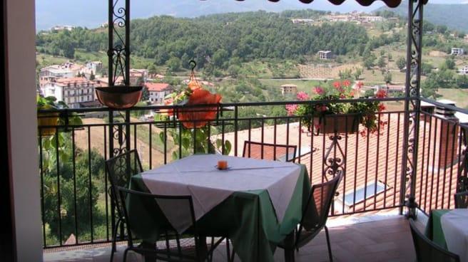 Esterno - Osteria Tancredi, Caselle In Pittari