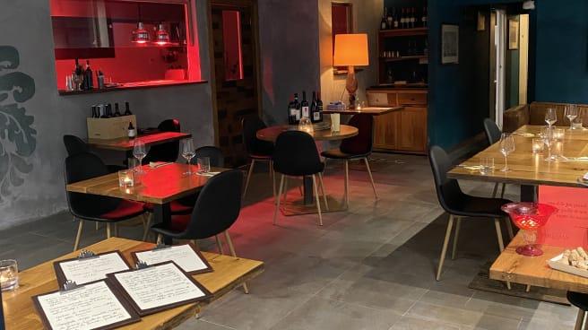 Interno - Cucina del Tentor, Venezia