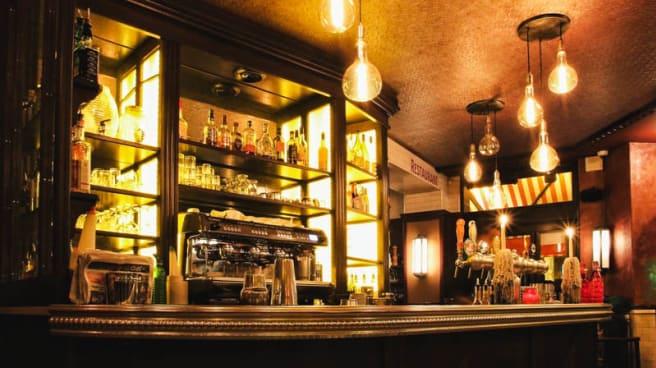Salon du restaurant - Le Bistrot Du Coin, Paris