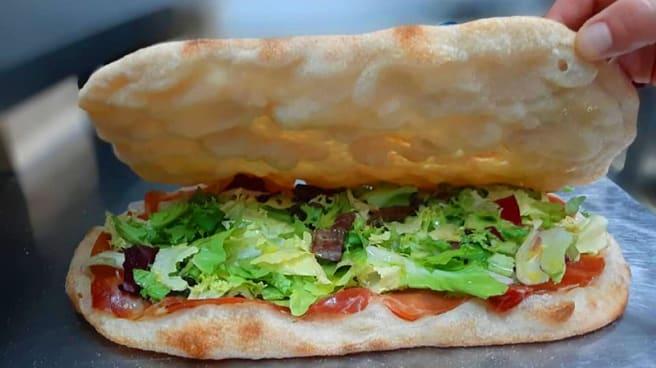 Suggerimento del chef - Pinsa & Piu..., Latina