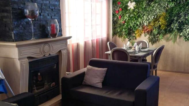 Sala do restaurante - O Graciano
