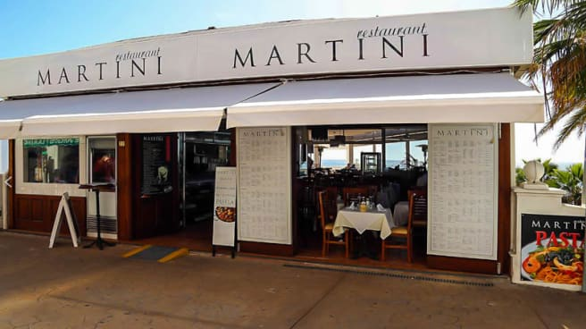 Vista fachada - Martini Torviscas