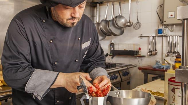 Chef - Hostaria Angeli&Demoni, Pozzuoli