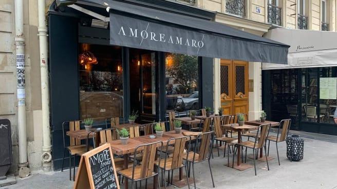 Terrasse - Amore Amaro, Paris